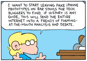 Foxtrot iPhone.