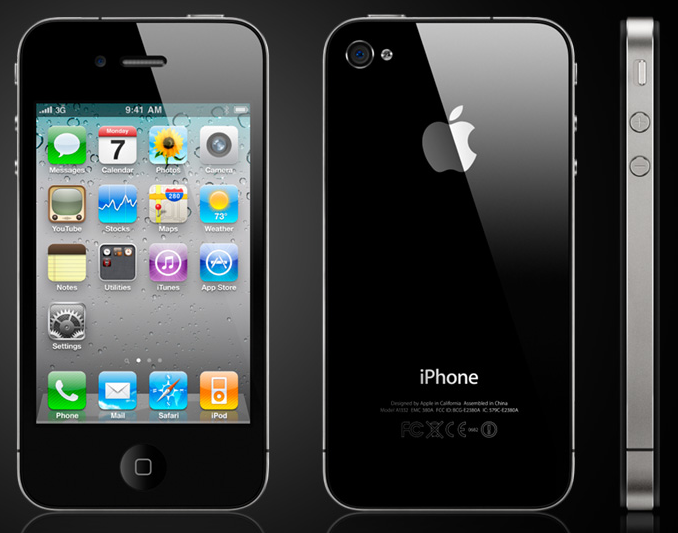 Apple iPhone 4.