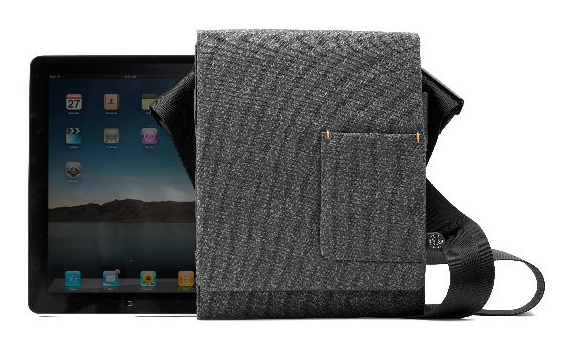 Boa push iPad bag.