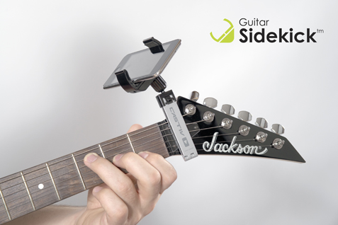 Guitar Sidekick - Hand Shot