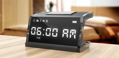 Alarm Clocks That Dont Have Time For Excuses In The Morning - Best alarm clocks